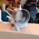 マフラーの音量可変バルブ リモコンで排気音量が変えられます。