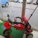 AG15. 三輪車 赤