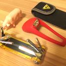 TOPEAK(トピーク)  ロードバイク用マルチツール、knogラ...