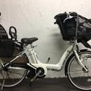 ブリジストンアンジェリーノ電動自転車★バッテリー8.9AH