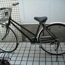 ●27インチ 自転車 Micchel 黒