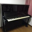 譲渡先決定しました 国産中古アップライトピアノ+椅子