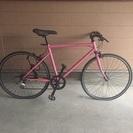 ピンクのTokyoBike(東京バイク・トーキョーバイク)譲ります