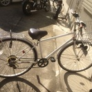 27インチSHIMANO自転車
