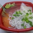 美味しい海鮮丼テイクアウト専門店のお仕事!