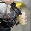 cafe staff急募☆可愛い制服でコーヒー販売☆時給1150円~