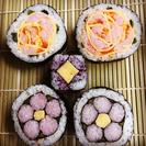 日本文化を海外の方に教えませんか?飾り巻き寿司の資格