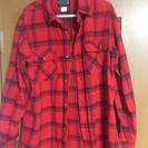 ◉エドウィン ネルシャツ サイズ L