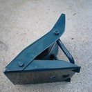 ジャッキと折り畳み型コンパクトなクルマ止め & 車用の未使用工具;...