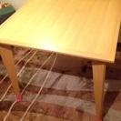 mix chicのテーブル【正方形】