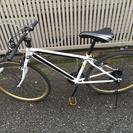 ほぼ新品自転車