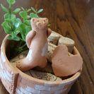 テラコッタ工房アピラ テラコッタ陶芸のワークショップを開催。テラコ...