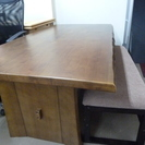 ダイニングテーブル 椅子付