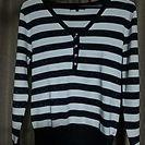 女性ラメ入りセーター サイズ38