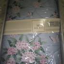 (終了しました)ハナエモリ 西川産業羊毛掛け布団 未使用品