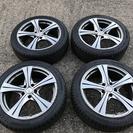《商談中》レオニス18インチ タイヤ2016年製ほぼ新品!