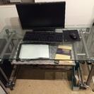 値下げしました!trap PC Desk トラップパソコンデスク ...