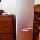 お取引中《大至急!》0円 ノンフロン冷凍冷蔵庫