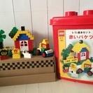 レゴブロック 赤いバケツ 基本セット LEGO