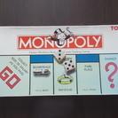 ボードゲーム MONOPOLY