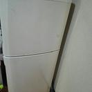 値下げ!!三菱 冷蔵庫 MR-14N-W 11月16日19時までに...