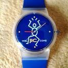 アナログクオーツ50M防水 腕時計(新品)