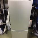 値下   National冷蔵庫NR-B163J-S