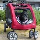 大型犬 カート バギー キャリー カー 介護 ペット用品