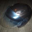 美品 バイクヘルメット ブラック