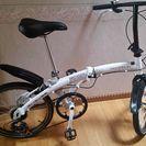 ヴバクセン 折り畳み自転車20インチ