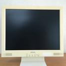 中古パソコン用モニタ (型番:LCV-15ASA,商品ID:27)