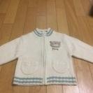 90センチ セーター