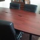 テーブルとイス4脚
