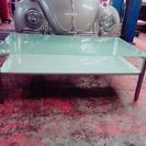 【値下げ】オシャレなガラステーブル