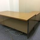 オフィス机 2つセット