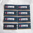 ◆売ります◆中古メモリ 1GB DDR3-1333(PC3-106...