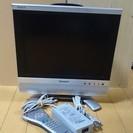 SHARP 13型液晶アナログテレビ【地デジ非対応】LC-13S4-S