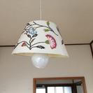 ライト  照明  電気のカサ ③