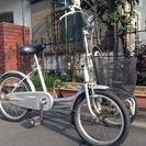 高齢者用 三輪自転車