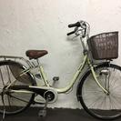 パナソニック電動自転車 26インチ