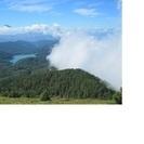 富士山や南アルプスの雄大な眺めを楽...