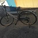 中古品自転車あげます。