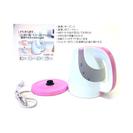【新品】FUJI LIFE 電気ケトル LED Light 1.6...