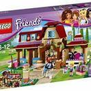 レゴ (LEGO) フレンズ ハートレイクの乗馬クラブ