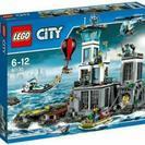 レゴ (LEGO) シティ 島の脱走劇