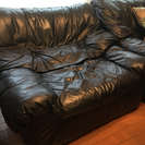 終了:1人用 大きなソファ
