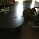 IKEA GALANT オフィスデスクと引き出し