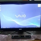 VAIO改 Core i5 SSD120GB HDD500GB 2...