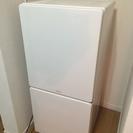 MORITA製 110L 冷蔵庫2ドアタイプ