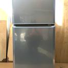 Haier 106L 2ドア冷蔵庫 2012年製